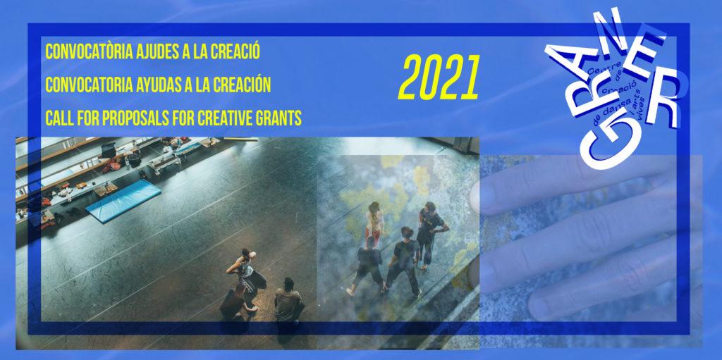 Convocatòria oberta 2021 - Graner