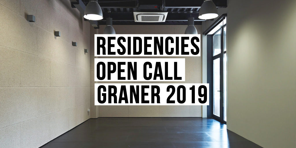 Last open call – terms and conditions - Graner